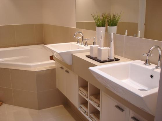 Bathroom Basin Ideas by New Look Kitchens