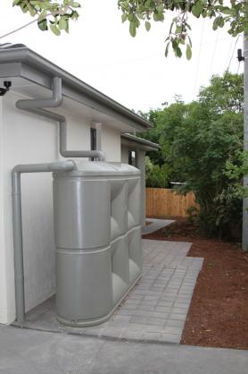 Rainwater Tank Ideas by Reliabuilt