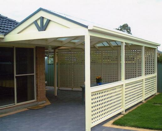 Pergola Ideas by Carpentry By Andrew