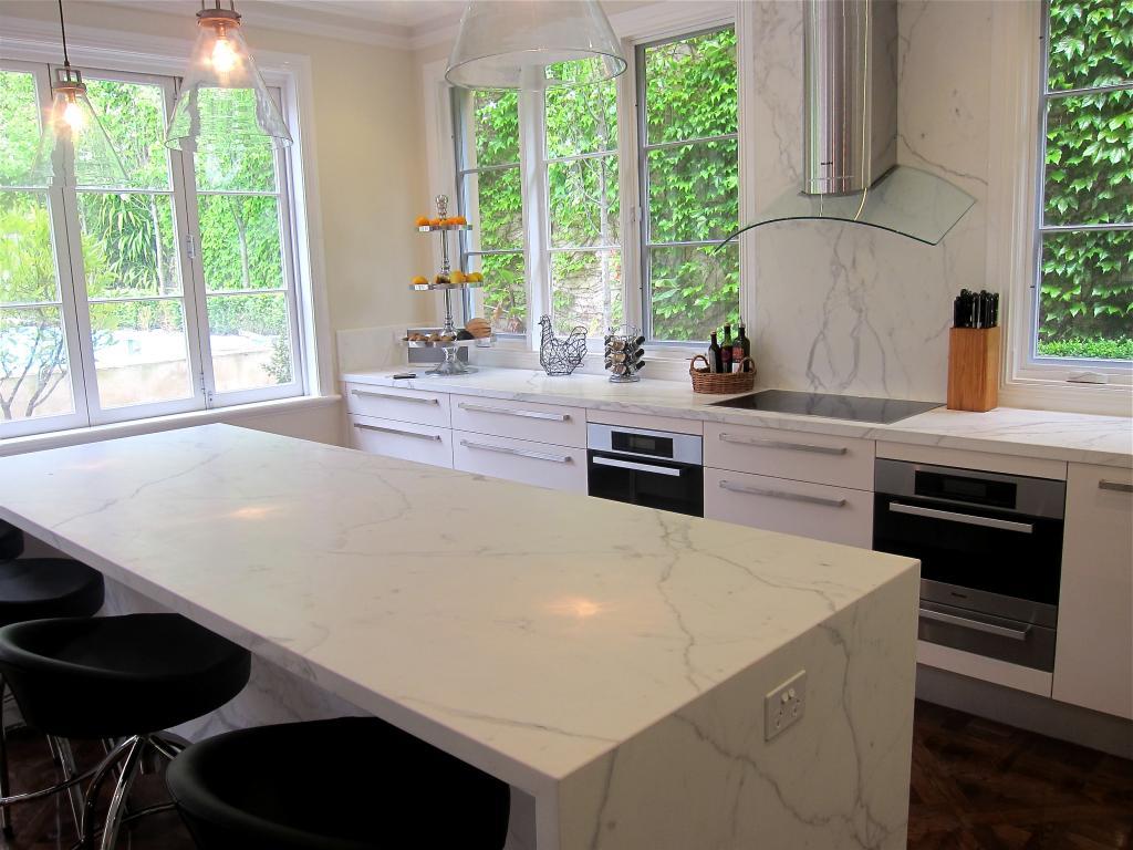 Top 5 Luxury Kitchen Benchtops
