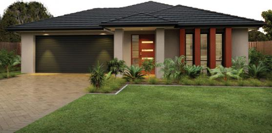 Exterior design ideas get inspired by photos of for Front garden designs australia