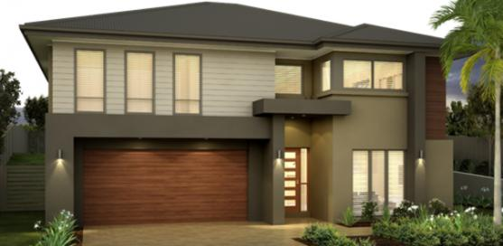Exterior design ideas get inspired by photos of for Exterior colour design of house