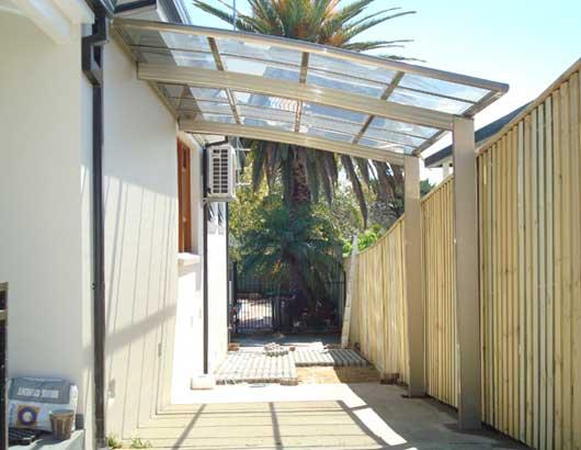 carport design ideas get inspired by photos of carports from australian designers trade. Black Bedroom Furniture Sets. Home Design Ideas