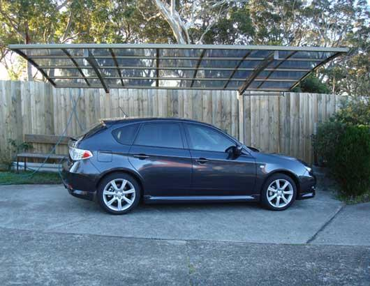 Aluminium Carports Inspiration Modern Carport