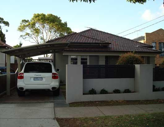 Get inspired by photos of carports from australian for Modern carport designs plans