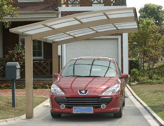 aluminium carports inspiration modern carport australia. Black Bedroom Furniture Sets. Home Design Ideas