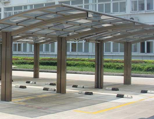 why are double aluminium carports better modern carport. Black Bedroom Furniture Sets. Home Design Ideas