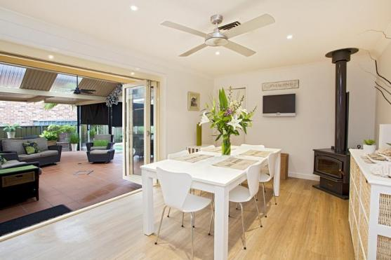 Dining Room Ideas by Building Connections NSW