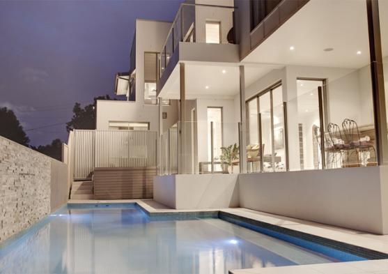 Swimming Pool Designs by Builtex Design & Construction P/L