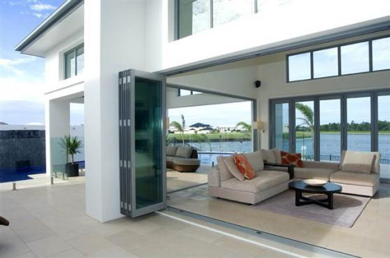 Attrayant Bifold Door Designs By Builtex Design U0026 Construction P/L
