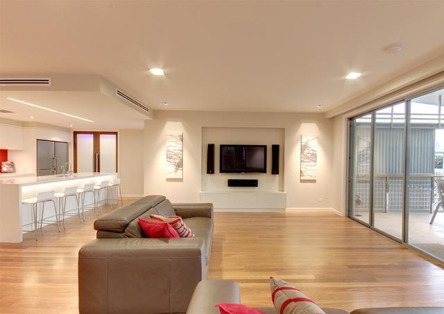 Lighting Design by Builtex Design & Construction P/L