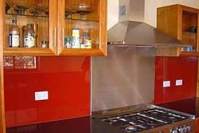 Kitchen Glass & Splashbacks