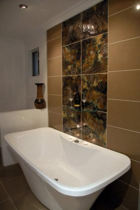 Bathroom Tile Design Ideas by CD Bathroom Renovations
