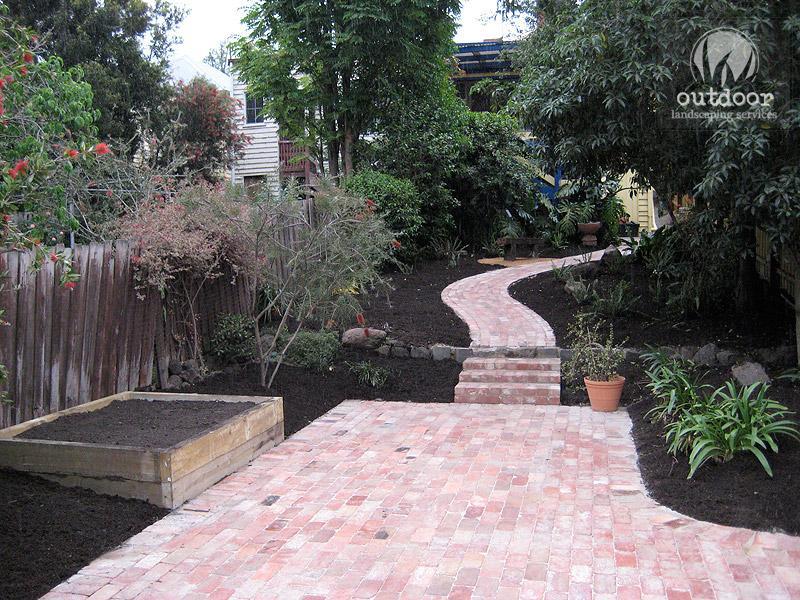 Outdoor Landscaping Services Essendon Victoria James