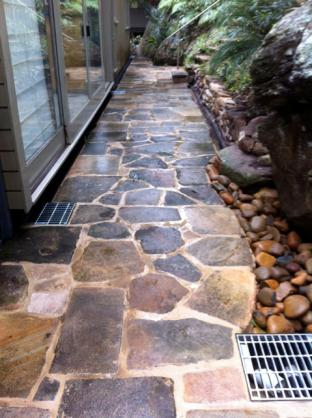 Paving Ideas by Form Landscapes pty ltd