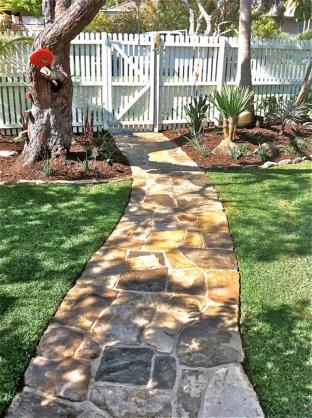 Garden Path Design Ideas by Form Landscapes
