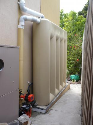 Sustainable Living Ideas by Wyndham Rainwater Tanks