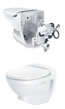 Toilet Ideas by Vacuum Toilets Australia