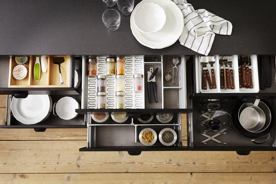 Kitchen Drawer Design Ideas by IKEA