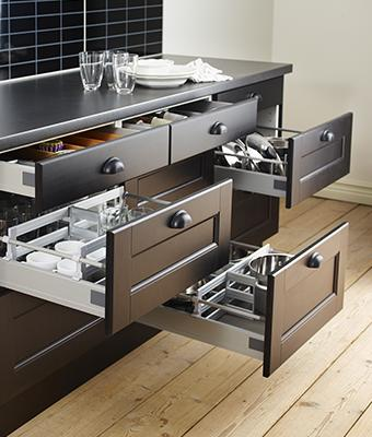 Kitchen drawer design ideas get inspired by photos of kitchen drawers from australian Handleless kitchen drawers design