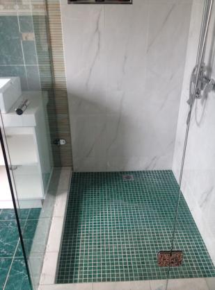 Bathroom Tile Design Ideas by Essential Tiling and Renovations