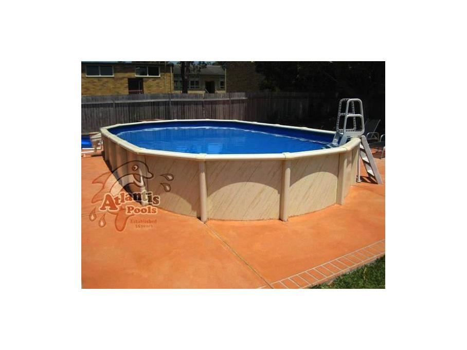 Pools inspiration above ground swimming pools for Inspiration pool cleaner