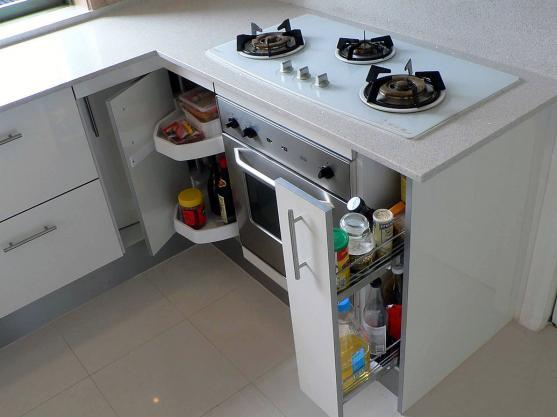 Kitchen Cabinet Design Ideas by Euroform Kitchens Solutions