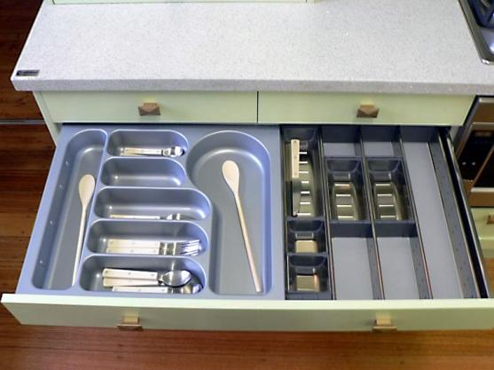 Kitchen Drawer Inserts Ideas by Euroform Kitchens Solutions