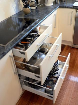 High Quality Kitchen Drawer Design Ideas By Euroform Kitchens Solutions