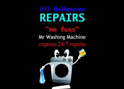 Mr. Washing Machine