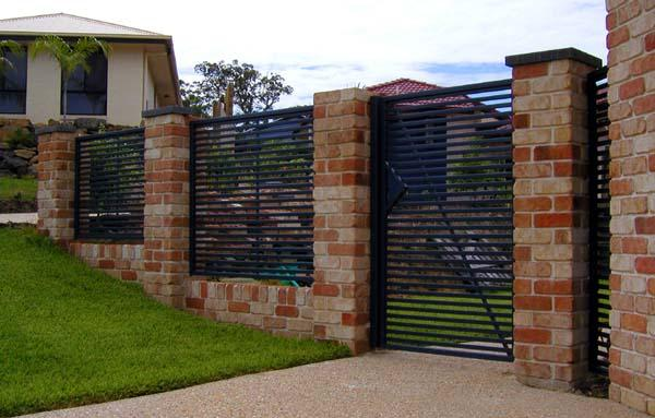 Steel Amp Aluminium Fencing Amp Gates Superior Screens