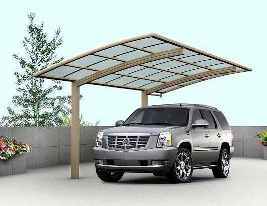 Advantages Of Single Aluminium Carports From Modern