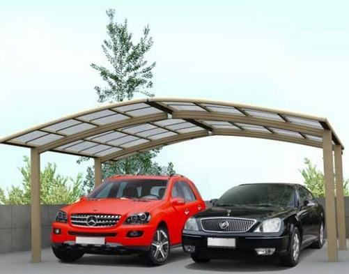 Why Are Double Aluminium Carports Better Modern Carport