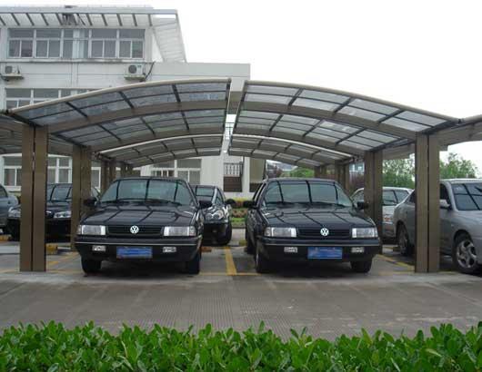 Why Are Double Aluminium Carports Better Modern Carport