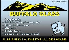 Buffalo Glass Yarraville