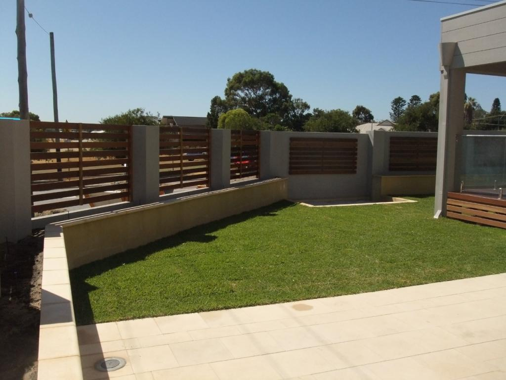Get inspired by photos of fences from australian designers for Outdoor furniture kawana