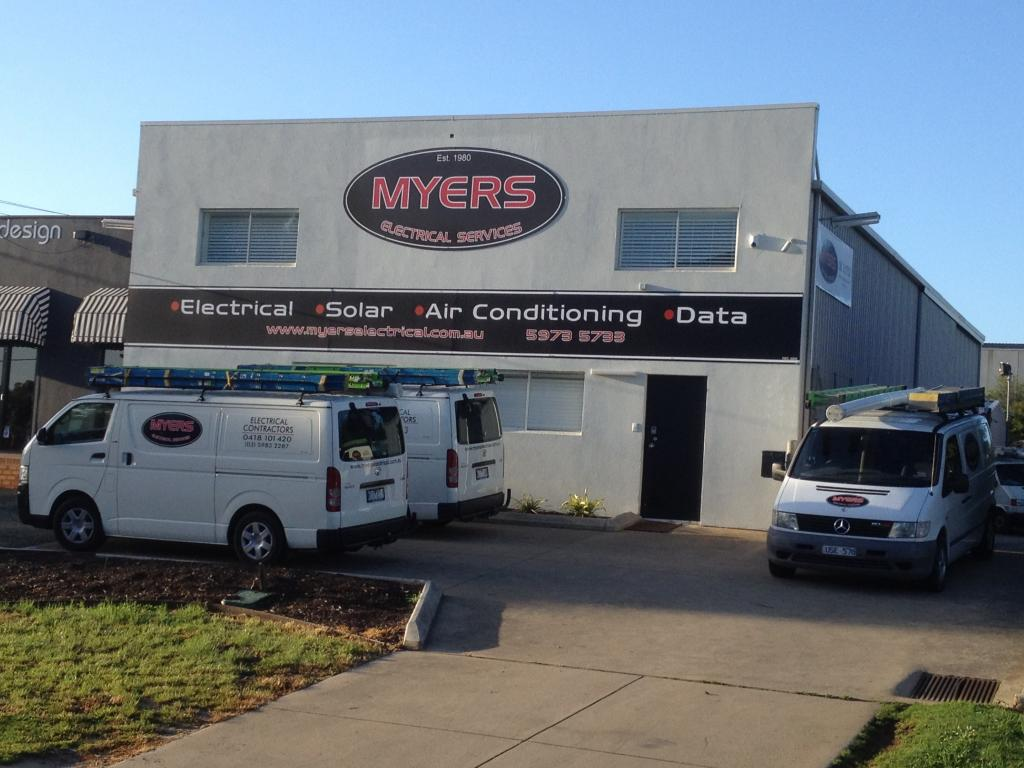 Myers Electrical Services P L Mornington Peninsula And