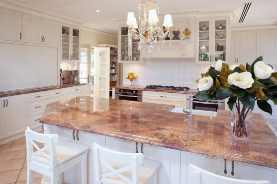 Kitchen Benchtop Ideas by Ultimate Marble & Granite