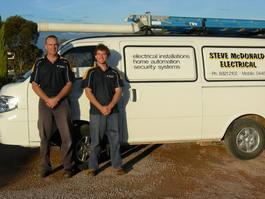 Steve Mcdonald Electrical Kadina Yorke Peninsula