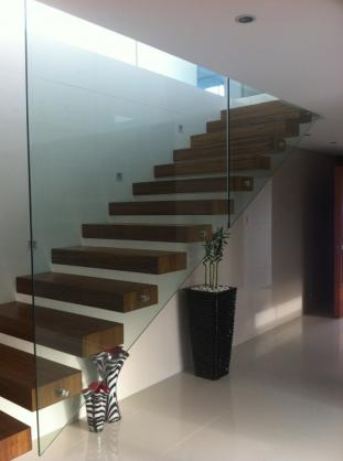 Stair Designs by Romano Glass Service