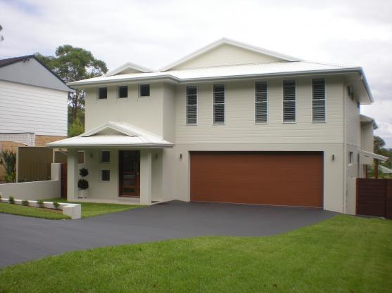 Garage Design Ideas by Coastline Building Design