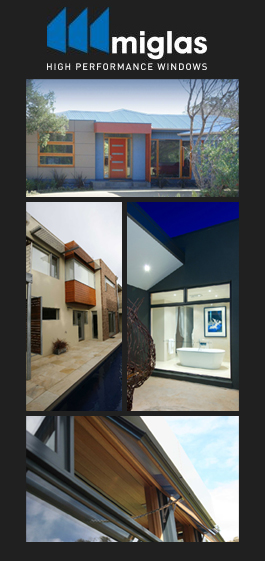 Miglas high performance windows montrose toorak for High performance windows