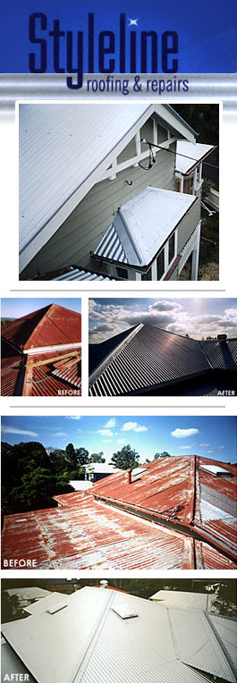 Styleline Roofing Repairs Deagon Redcliffe Lutwyche
