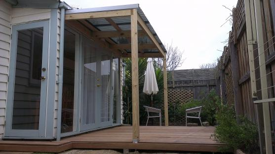 Elevated Decking Ideas by Marcelle's Carpentry and Building