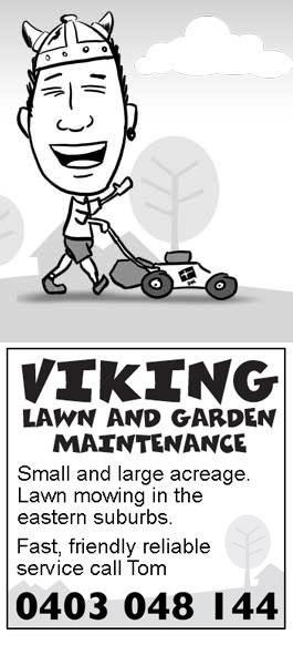 Viking Lawn Amp Garden Maintenance Frankston South
