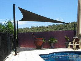 Ozone sails and rails maitland newcastle michael for Pool design newcastle