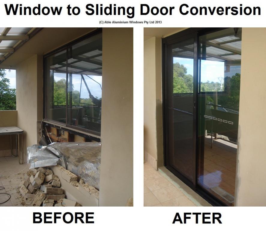 aluminium window installation instructions