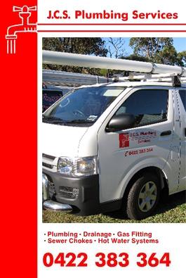 Jcs Plumbing Services Freemantle Scarborough