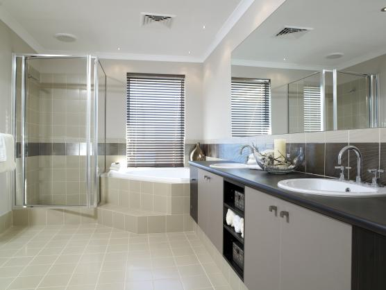 Bathroom Design Ideas by Centro Curtains & Blinds