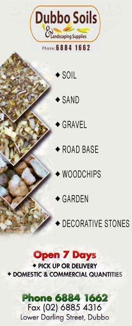 Dubbo Soils Amp Landscaping Supplies Dubbo New South